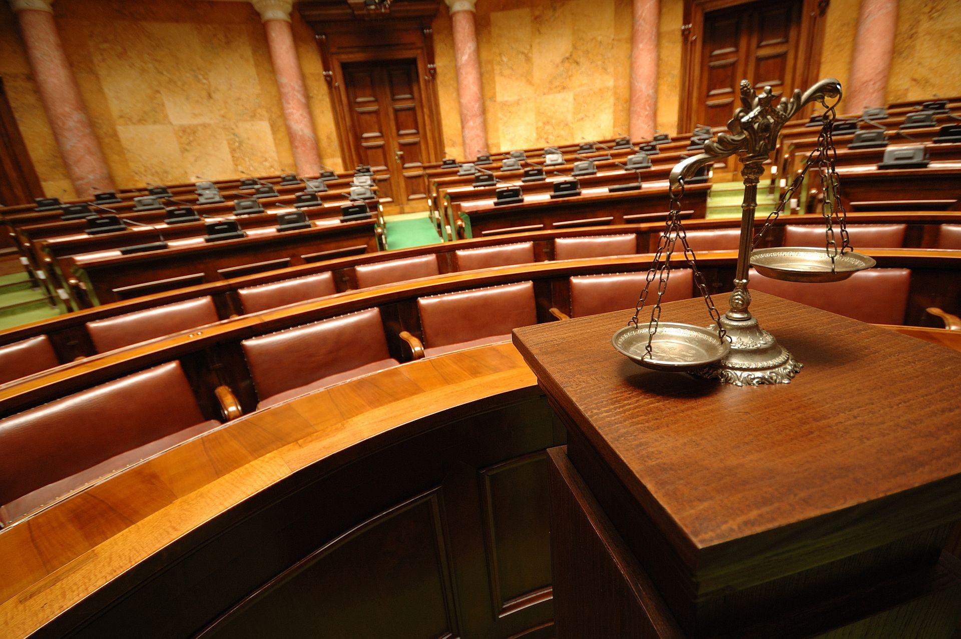 Verantwoording aan rechter afleggen